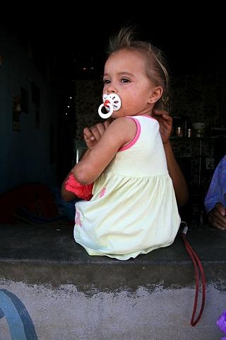 Baby, Piabas, Bahia; 2009