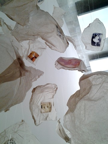 Fragments (detail), 2014