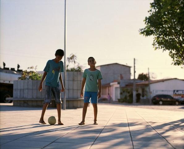 Futebol, Capim Grosso, Bahia; 2009