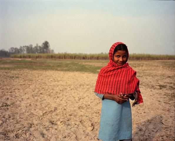Girl; Bhojpur, Uttar Pradesh