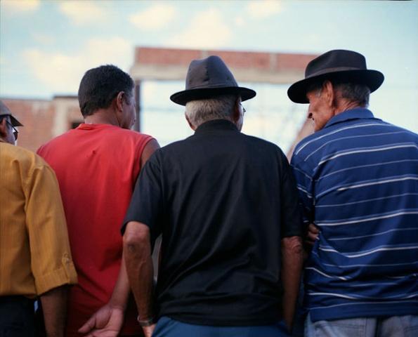 Hats, Capim Grosso, Bahia; 2009