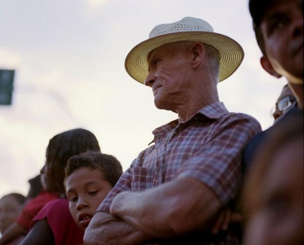 Hat #2, Capim Grosso, Bahia; 2009