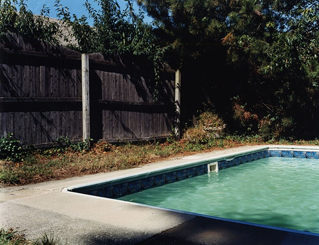 Pool, Bradley Beach, New Jersey; North+South Series, 2005