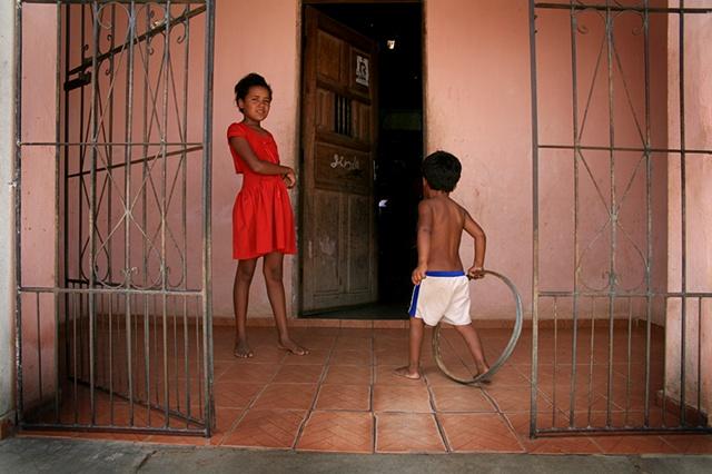 Toy, Piabas, Bahia; 2009