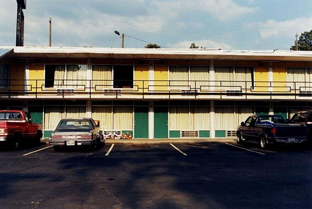 Motel, Rome, Georgia; North+South Series, 2004