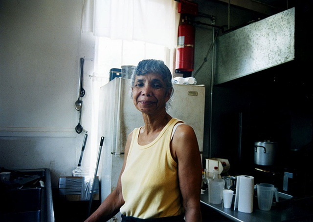 Cook, Madison, Georgia; North+South Series, 2004