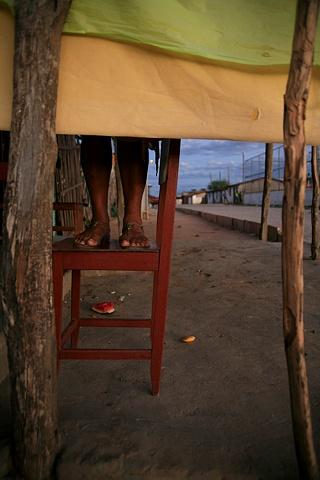 Layers, Piabas, Bahia; 2009