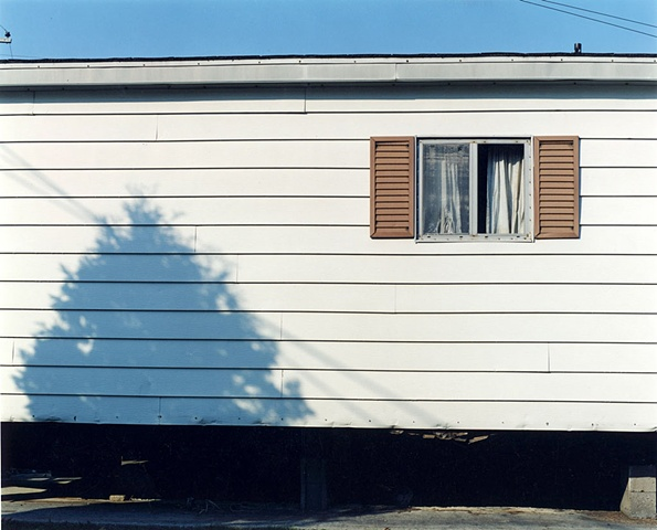 Trailer, Neptune, New Jersey; North+South Series, 2005