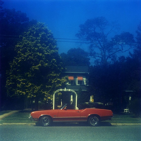 Convertible, Neptune, New Jersey; North+South Series, 2005
