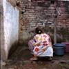 Dishwashing ; Bhojpur, Uttar Pradesh