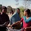 Family; Outside Dhampur, Uttar Pradesh