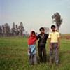 Siblings; Bhojpur, Uttar Pradesh