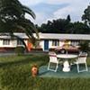 Motel, Sarasota, Florida; North+South Series, 2004