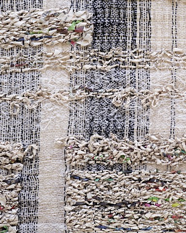 Woven Account (Detail)