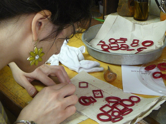 carving wax picture frames for casting