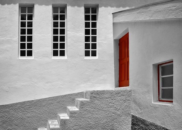 Red Door  July 2012