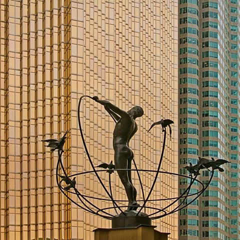 Statue  2009