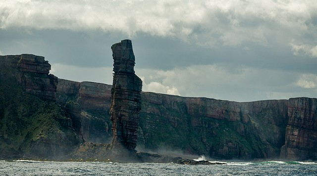 Old Man of Hoy  June 2015