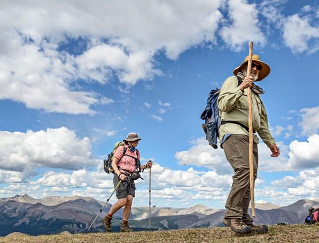 Skyline Hikers  July 2016
