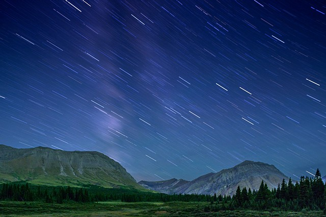 Willmore Star Trail