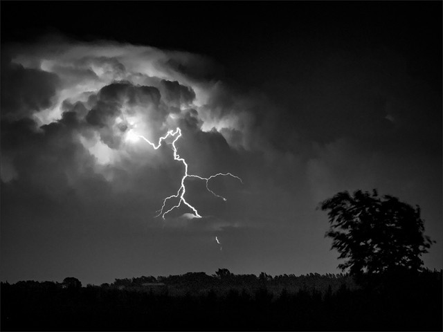 Thunderstorm  July 2014