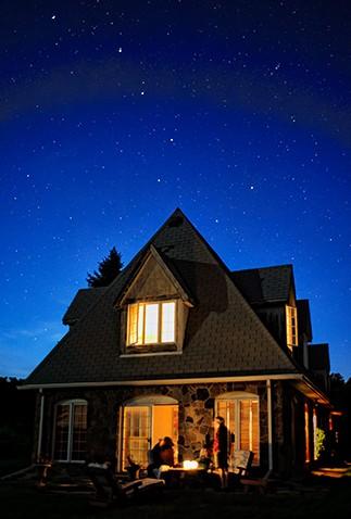 Mulmur Stars  August 2012