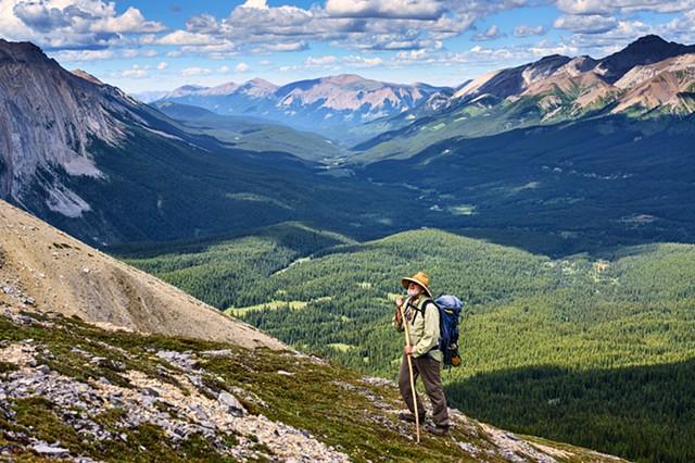 Climbing the Biggest Bump  July 2016