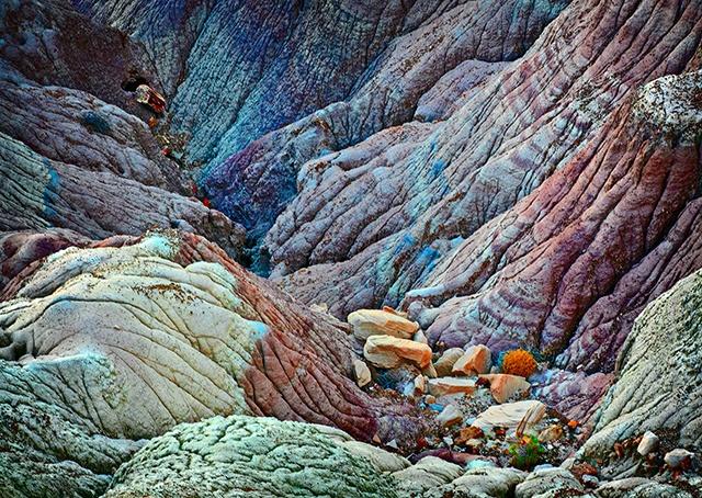 Badlands Cascade  Sep 2011