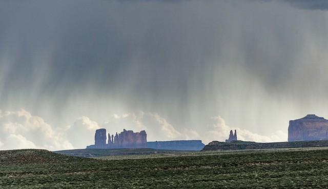 Storm Near Moki Dugway