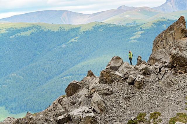 Craggy Ridge  July 2017