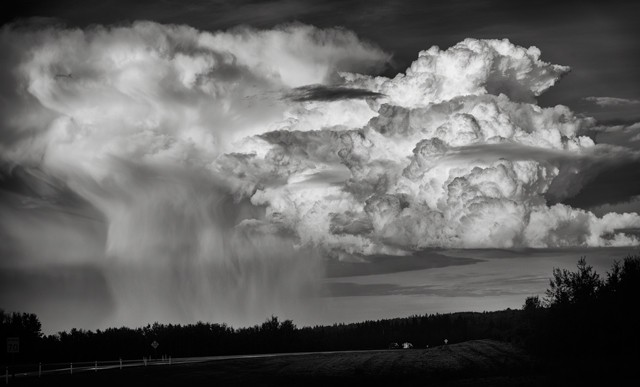 Highway Rainstorm