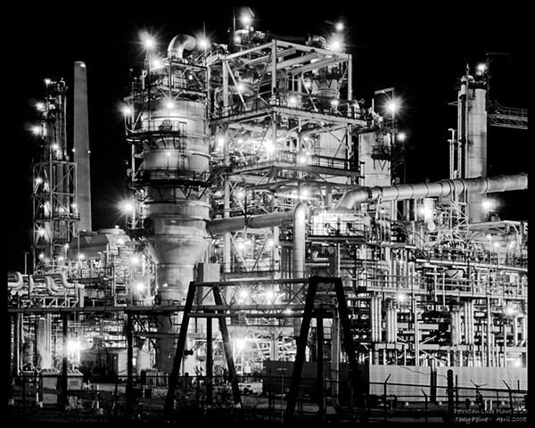 Night Refinery  2008