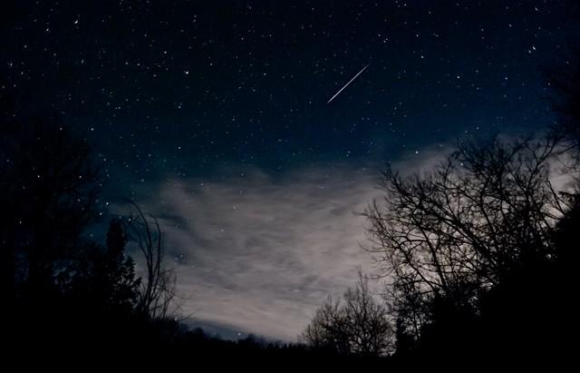 Geminid Meteor  December 2012