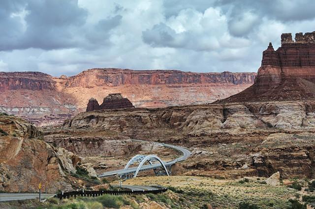 Colorado River Crossing - Glen Canyon