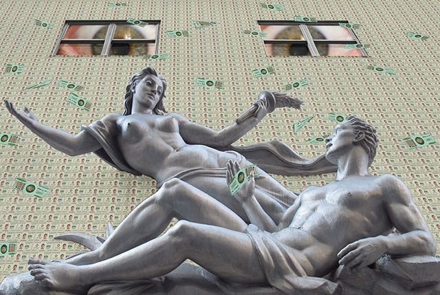 Bountiful Venus of Wall Street  2010