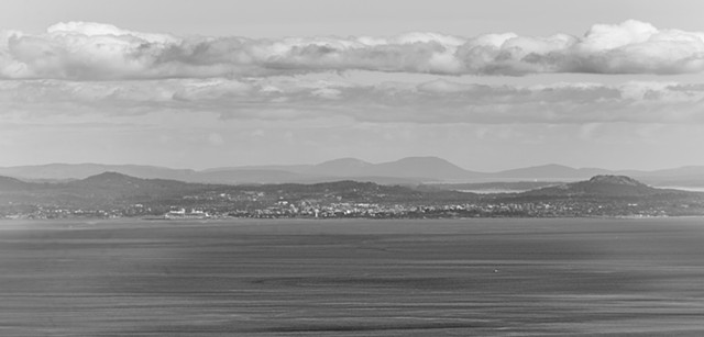 View Toward Victoria and Vancouver Island  June 2019