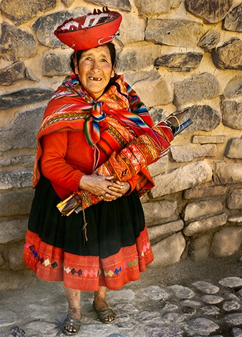Daughter of the Incas  Jun 2010