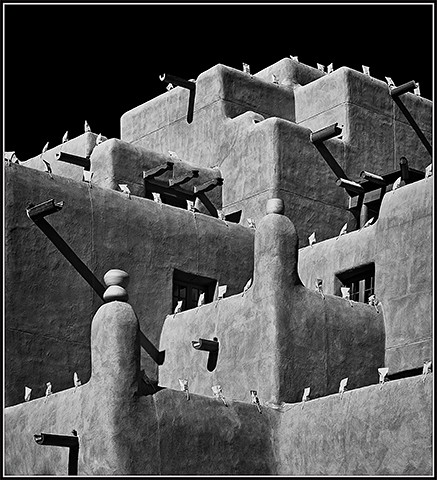 Santa Fe Cubism  Aug 2012