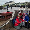 Ferry to Ulva  June 2015
