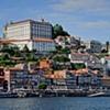 Porto Town View  July 2012
