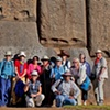 Hiking Group at Sacsaywaman  Jun 2010
