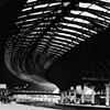 York Train Station   1979  Digital Print from Negative