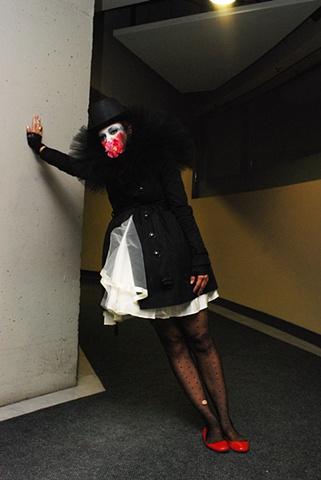 Art Souterrain 2012 : Bruits dans le couloir/Noises down the hall