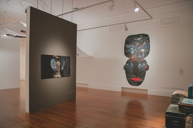 The Visual Life of Social Affliction: A Small Axe Project on view at The National Gallery of The Bahamas