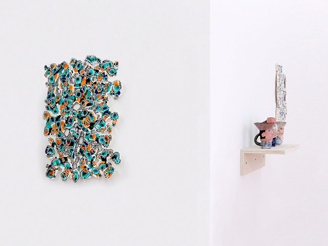 Magdalena Suarez Frimkess and Luis Romero  Adams and Ollman Gallery  October 15 to December 19, 2015