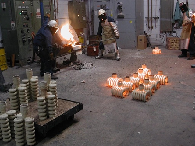 Steel Casting Foundry