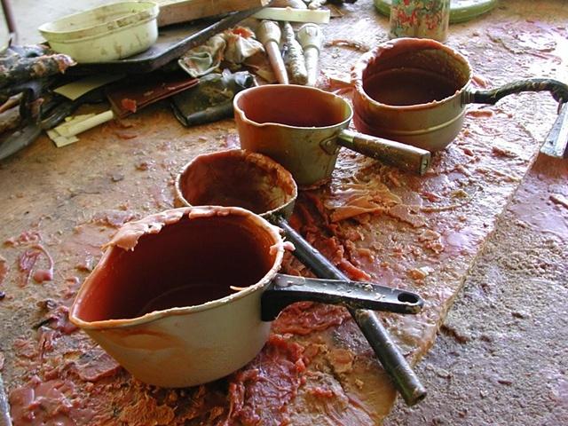 Wax Pots
