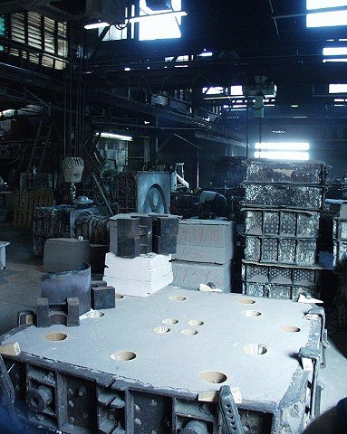 Foundry for Casting