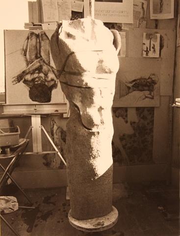 First Berkeley studio Cedar Street.