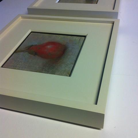 Modern Art Floater Frame